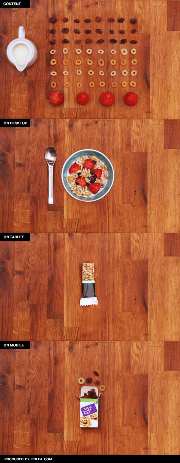 Responsive Cereal