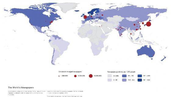 The World's Newspapers